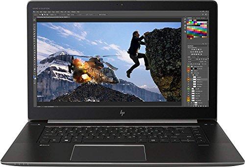 HP ZBook Studio i7 15.6 inch IPS SSD Quadro Black