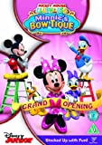 Mickey Mouse Clubhouse: Minnie's Bowtique [DVD]