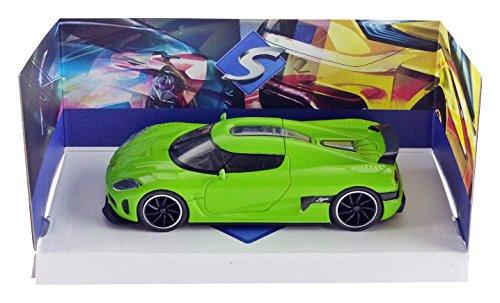 Solido 421436150 - Koenigsegg Agera, Maßstab 1:43, Fahrzeug, grün