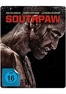 Southpaw - Steelbook (inkl. exklusivem 16-seitigem Booklet) [Blu-ray] [Limited Edition]