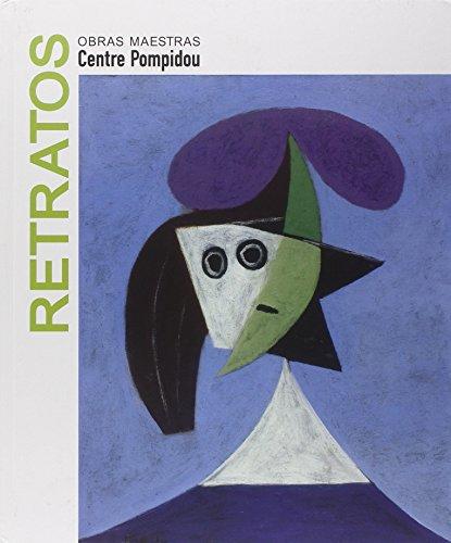 Retratos: obras maestras Centre Pompidou por aa.vv.