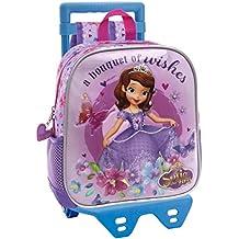 Disney 24120M1 Sofia Wishes Mochila Infantil, 5.75 Litros, Color Morado