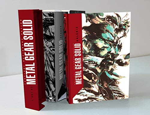 Metal Gear Solid I-IV - L'encyclopédie visuelle