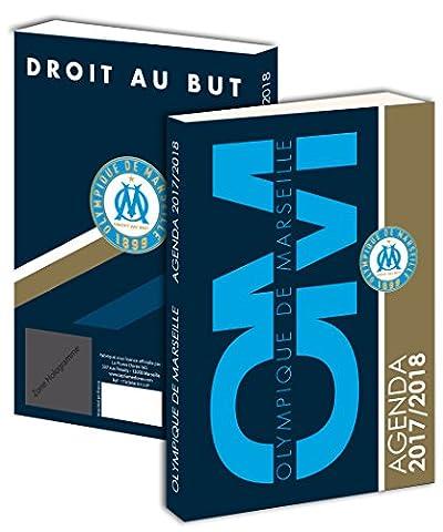 Agenda scolaire OM 2014 / 2015 - Collection officielle OLYMPIQUE DE MARSEILLE - Rentrée scolaire
