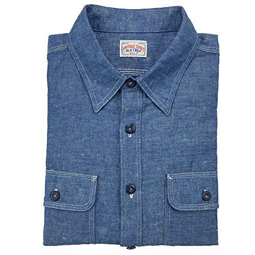 bii-free-camicia-casual-con-bottoni-con-bottoni-uomo-blu-xxl