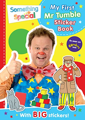 Image of Something Special: My First Mr Tumble Sticker Book (My First Sticker Book)