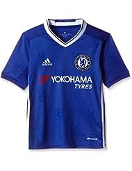 adidas Chelsea Fc Replica Domicile Maillot Garçon, Bleu Roi