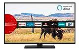 JVC LT-43V55LFA 109 cm (43 Zoll) Fernseher (Full HD, Triple-Tuner, Smart TV, Prime Video, Bluetooth)