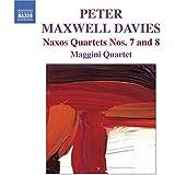 Naxos Quartette Nr. 7+8