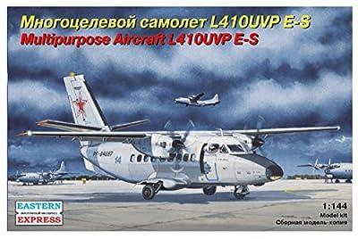 Eastern Express 144104 Modellbausatz Let L-410UVP ES Short-Haul Aircraft,Bbc von Eastern Express