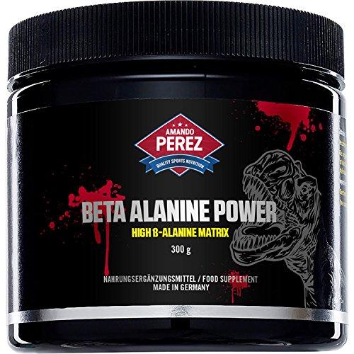 Beta Alanin 3000 mg - High ß-Alanine Matrix - 300 g