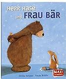 Maxi Herr Hase und Frau Bär (UH365)
