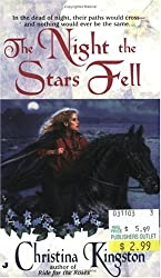 The Night the Stars Fell by Christina Kingston (2001-04-01)