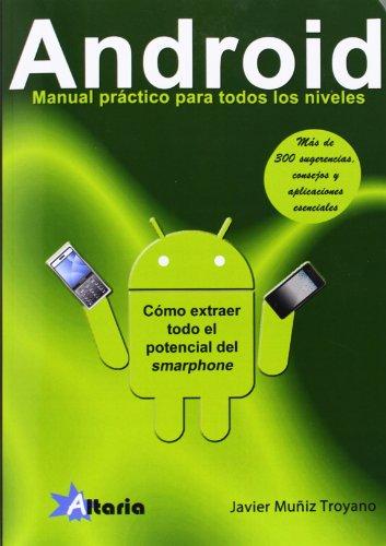 Android: manual práctico para todos los niveles