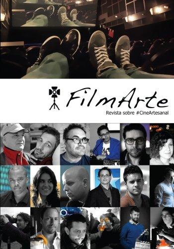 FilmArte 3: Revista sobre #CineArtesanal: Volume 3 por Pedrortega CineAdrede