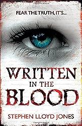 Written in the Blood by Stephen Lloyd Jones (2015-01-29)