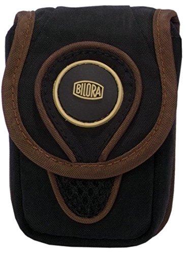 Bilora Rodeo 2 Kameratasche passend für z.B. Canon Ixus, Casio Exilim, Olympus FE oder Mju und Nikon Coolpix Modelle Olympus Casio Exilim