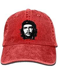 HENBEERS Cowboy Hat Cap for Men Women Communist Fighter Che Guevara