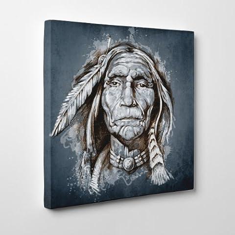 Leinwand modernen Malerei–America