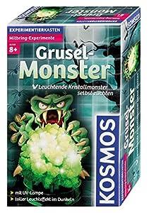 Kosmos 65736 Juguete y Kit de Ciencia para niños - Juguetes y Kits de Ciencia para niños (Química, Crystal Tree, 8 año(s), Niño/niña, 1,5 V, AAA)