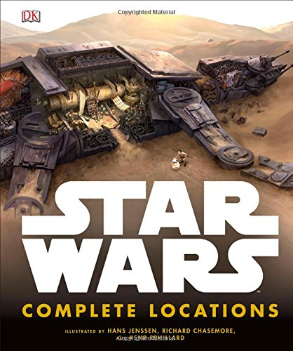 Star Wars complete locations.