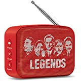Saregama Carvaan SCM02 Mini 2.0 Bluetooth Speaker (Sunset Red)