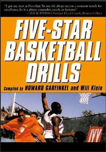 Five-Star Basketball Drills by Howard Garfinkle (1998-01-11) par Howard Garfinkle;Will Klein