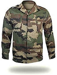 Veste militaire F2 camouflage