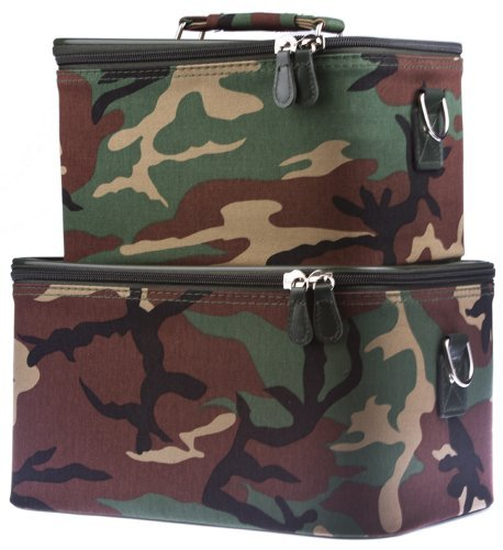 luggage-2pc-makeup-camo-green-brown-by-ever-moda