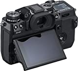 Fujifilm X Series X-H1 Mirrorless Digital Camera w/Vertical Power Booster Grip Kit (Black)