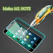 Prevoa ® 丨 Original PROTECTOR de PANTALLA CRISTAL TEMPLADO para MEIZU M1 NOTE 5.5 Pulgadas Smartphone -