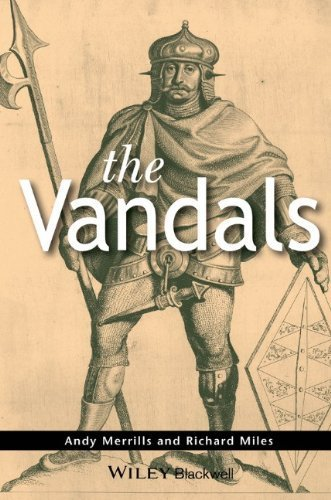 The Vandals 1st edition by Merrills, Andrew, Miles, Richard (2014) Paperback