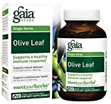 Gaia Herbs Olive Leaf, 60-capsule Bottle from Gaia Herbs