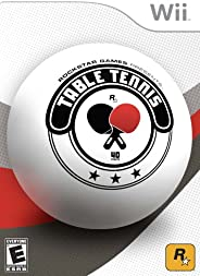 Table Tennis-Rockstar Games Presents