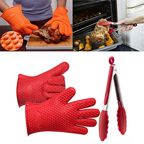 ularma-silicone-cuisine-cuisine-silicone-bbq-cuisine-gants-plus-silicone-tong-cuisson-au-four-outil