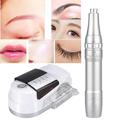 Augenbrauen Lip Eyeliner Tattoo Maschine Permanent Make-up Rotary Patrone Pen Body Art Schönheit Werkzeug (Lip Tattoos Kostenloser Versand)