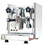 ECM Technika IV Espressomaschine mit Wassertank, Edelstahl poliert