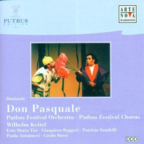Don Pasquale [Import USA]
