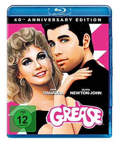 Grease - Remastered (Blu-ray)