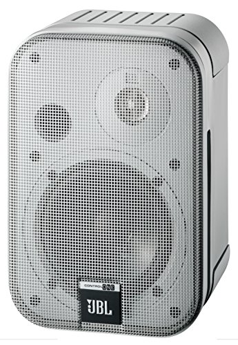 jbl-control-one-rugged-2-way-100mm-4-inch-bookshelf-satellite-audio-monitor-speakers-pair-silver