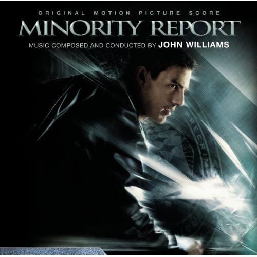 Leo Crow...The Confrontation (Minority Report Soundtrack)