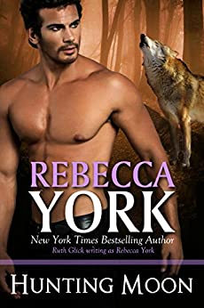 Hunting Moon (Decorah Security Series, Book #11): A Paranormal Romantic Suspense Novel by [York, Rebecca]