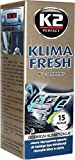 K2 A/C Klima Fresh, Klimaanlagen Reiniger reinigt & erfrischt, Klimaservice, Klimaanlage reinigen. hinterlässt einen frischen Duft, für jedes Auto geeignet 150ml