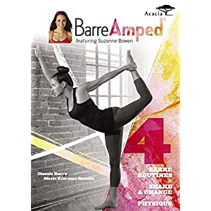 BarreAmped with Suzanne Bowen [DVD]