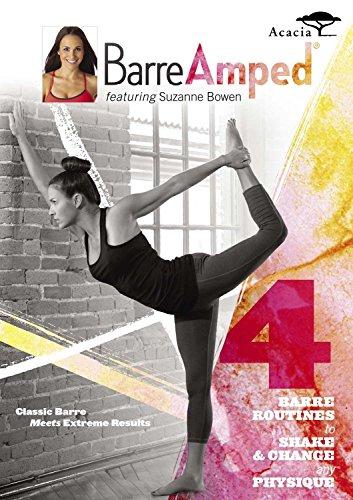 BarreAmped with Suzanne Bowen [DVD] [Reino Unido]