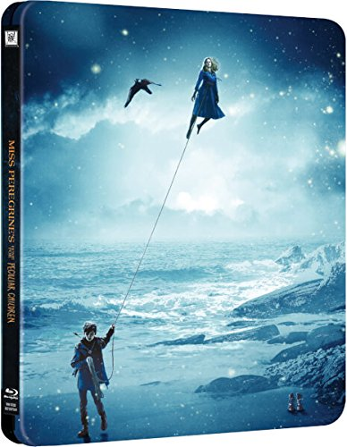 Bild von Die Insel der besonderen Kinder 3D, Steelbook, Blu-ray ohne deutschen Ton, Miss Peregrine's Home for Peculiar Children 3D - Zavvi Exclusive Steelbook (Blu-ray 3D + Blu-ray), Uncut, Region B