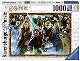 Der Zauberschüler Harry Potter - Puzzle mit 1000 Teilen