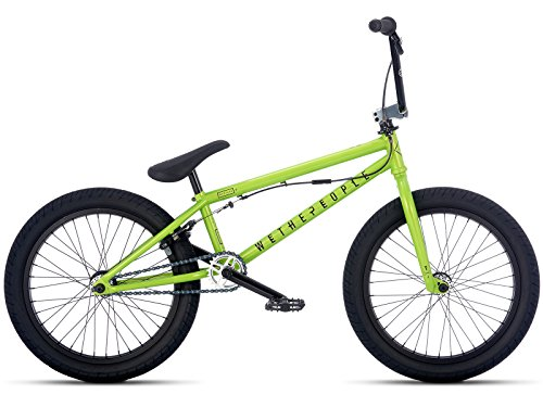 "wethepeople ""Versus"" 2017 BMX Rad - Lime Green 