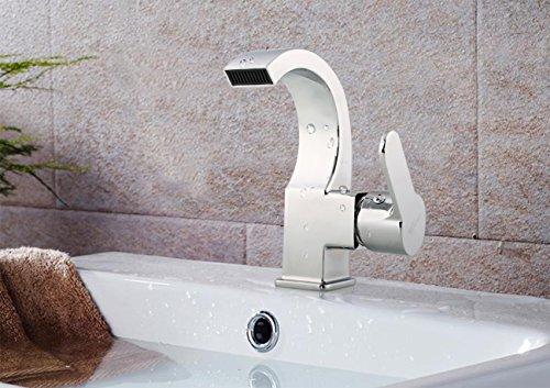 Amzdeal® Wasserhahn, Waschtischarmatur - 3