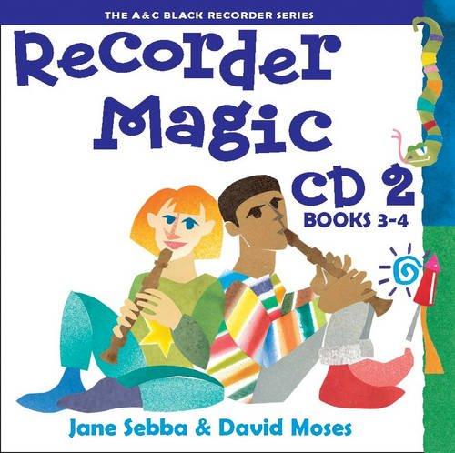 Recorder Magic - Recorder Magic CD 2 (Books 3 & 4): For Books3-4 No. 2